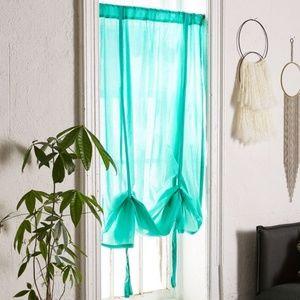 Urban Outfitters Draped Shade Sheer Curtain